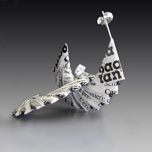 girasole earrings ocma | by frucci