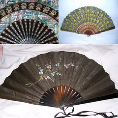 fans   by chic and charming