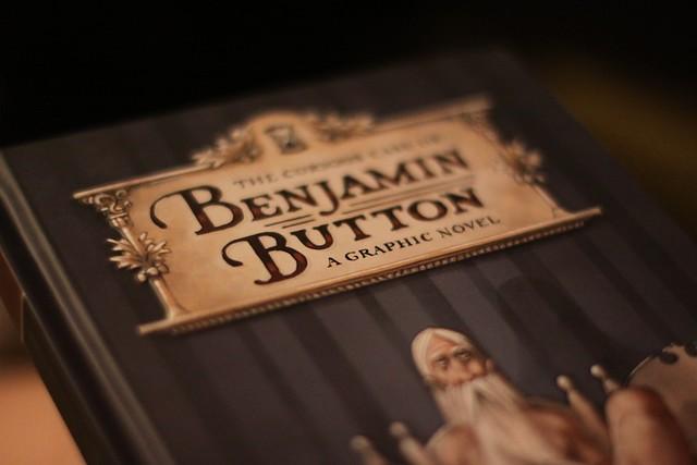 Benjamin Button Graphic Novel