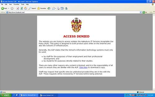 Access' Denied