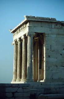 Niketempel auf der Akropolis, Athen   by dervermummteherr