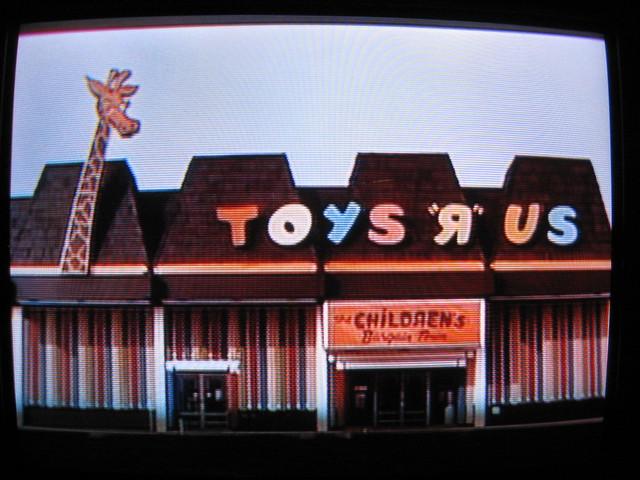 ToysRus Toy Store