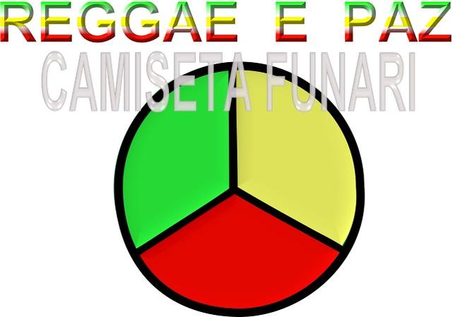 Simbolo Reggae E Paz Desenho 3d Nas Cores Do Reggae Com O Flickr