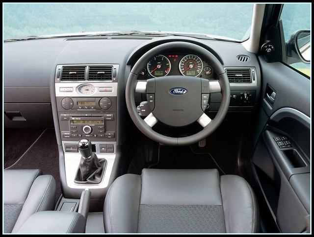 2004 Ford Mondeo Zetec S Interior Some More Items From