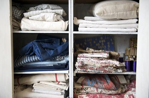 London Vintage Fabrics   by geishaboy500