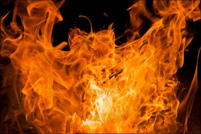 Fire ! devil / Vuur ! duivel
