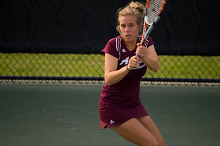 Aggie Women's Tennis - 16 | by StuSeeger