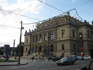 Praha   by bsktcase