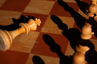 Chess with the light | by Eldar_