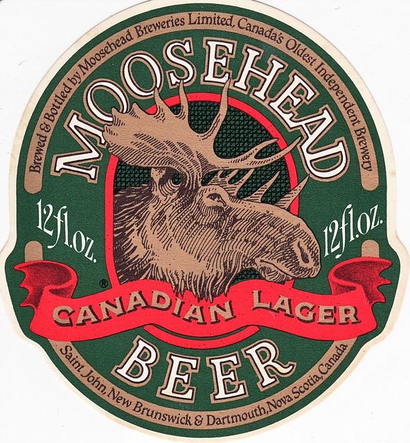 Moosehead - Lager