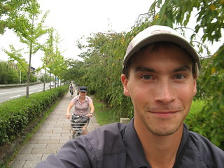 Cycling around Kyoto | by One Man Walking