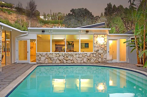 1411 Rising Glen Rd, L.A. - Built: 1955 | by MidCentArc