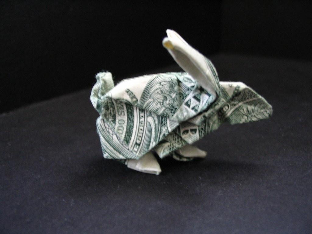 Origami Balancing $ Eagle | 768x1024