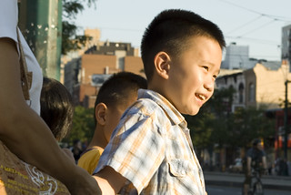 Chinese boy | by Wendy Shaky Hands