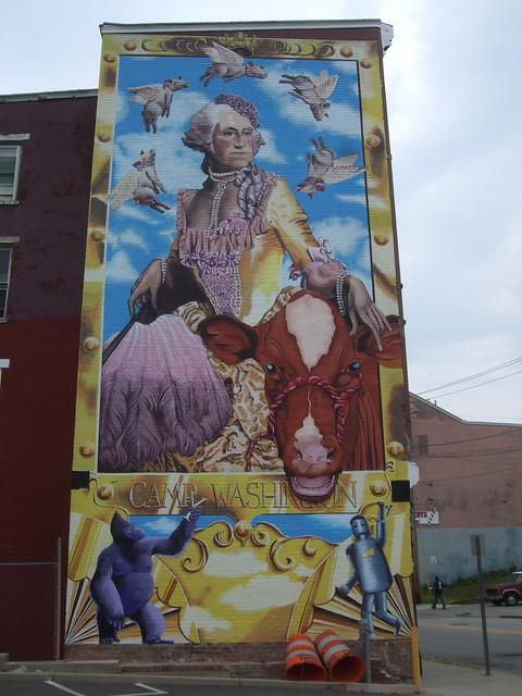 Camp Washington Mural - Camp Washington, Cincinnati