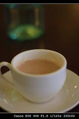 【Royal milk tea】   by bryan@22°N 120°E.