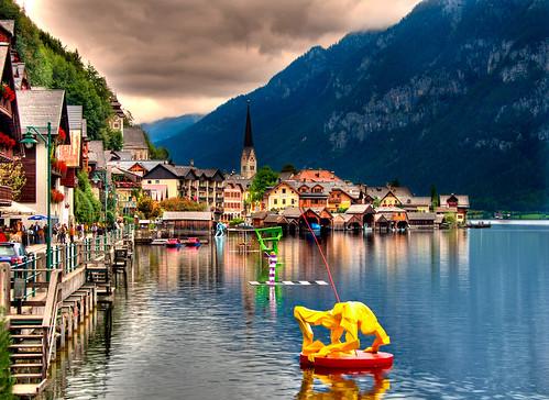 Hallstatt, Austria   by unicoletti