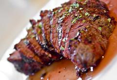 Peppercorn Beef Shoulder Filet Steak | by TheBusyBrain