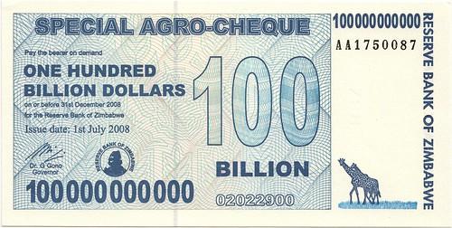 100 Billion Dollars | by Peat Bakke