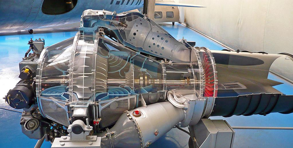 Os soviéticos prontamente fizeram a engenharia reversa do Nene para a produção nacional do turbojato RD-45.