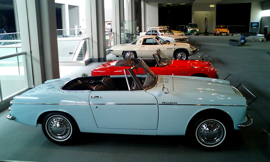 TOYOTA Automobile Museum.(2007)