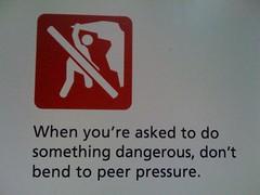 Peer pressure | by sillygwailo