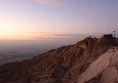 Jabel Hafeet Sunset | by The World Through My Eye