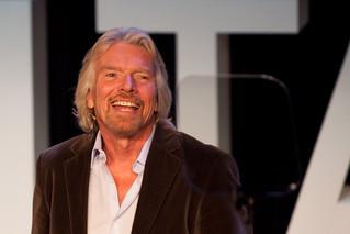 Sir Richard Branson   by Gulltaggen
