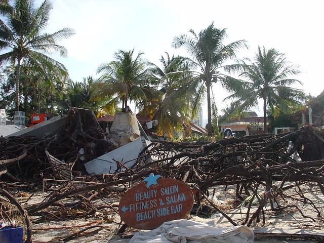 Thailand Tsunami Disaster Recovery 2004