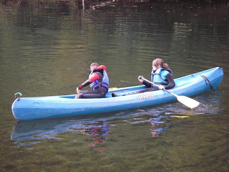 Canoe du mercredi