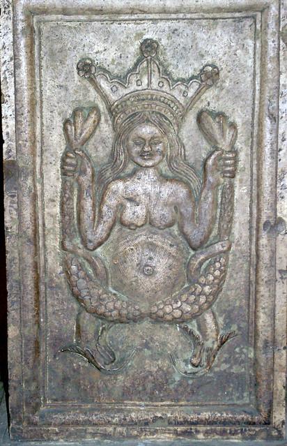 Acerenza Cattedrale Cripta Sirena