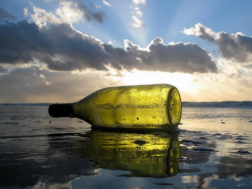 Message in a bottle | by Kraftwerck