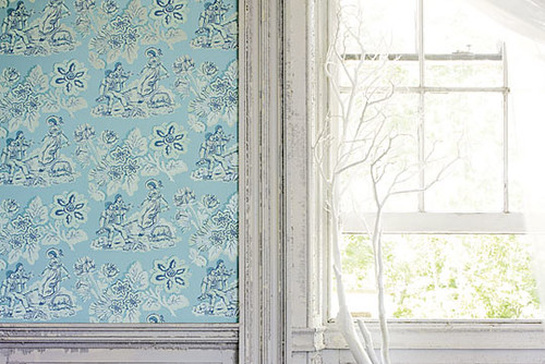 Anna French Wallpaper | by decor8