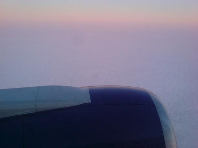 Distant Aeroplane