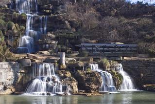 Spring Park Falls   by KE4SFQ