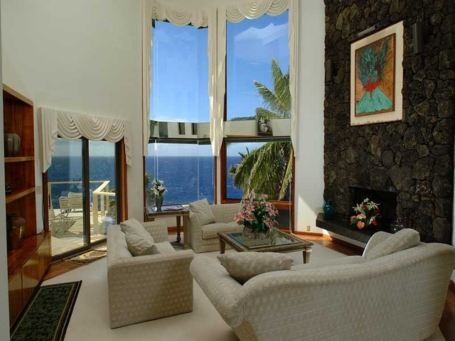 HomeAway co uk/416840 Hawaii beach house - living room | Flickr