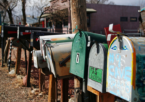 American Mailboxes     Thief Steals A C  Unit From Local C