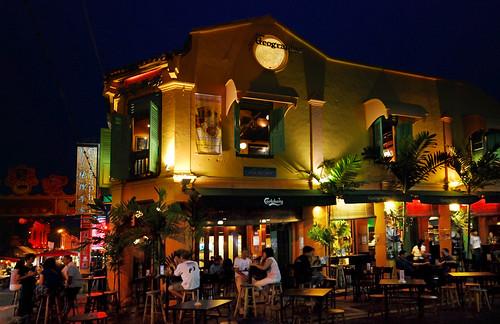 Jonker Street, Malacca   by williamcho