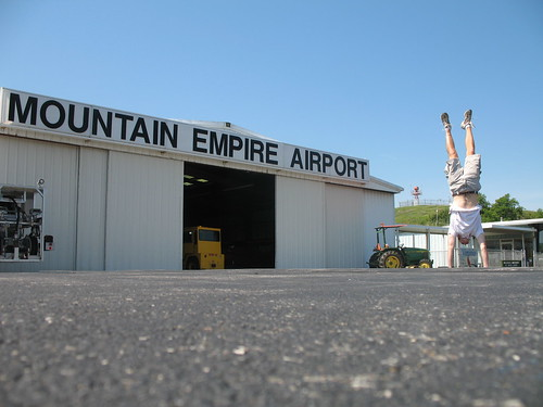 Mountain Empire Airport | by @HandstandSam