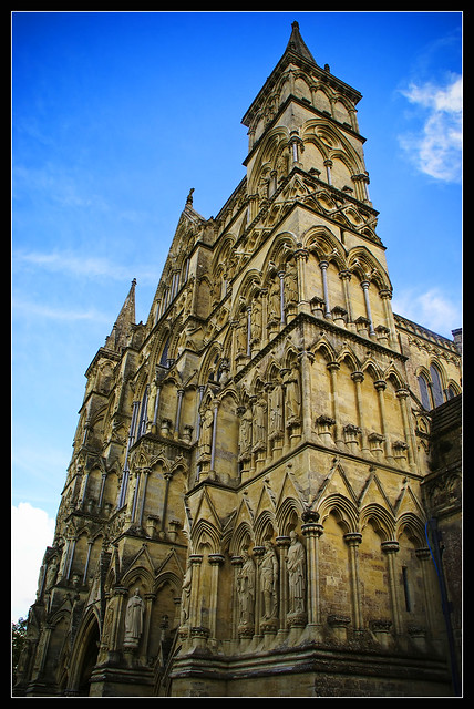 The Cathedral of Salisbury