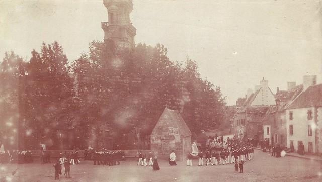 Roscoff - Année 1893
