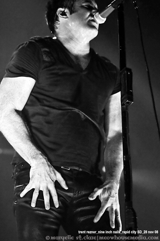 NIN   March Of The Pigs   Trent Reznor