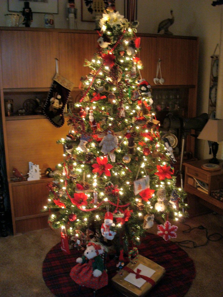 Country Christmas Tree.Country Christmas Tree Barbara Ann Spengler Flickr