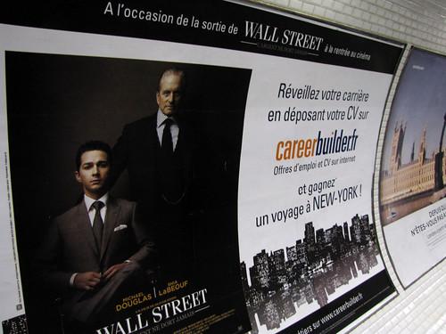 Wall Street   by Mirka23