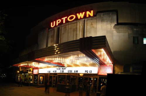 Loews Uptown theatre | by randomduck