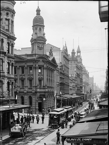 Pitt St, Sydney | by Powerhouse Museum Collection