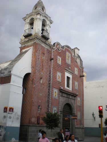 Capilla del Rosario - Puebla