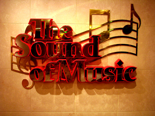 the sound of music   by Rennett Stowe