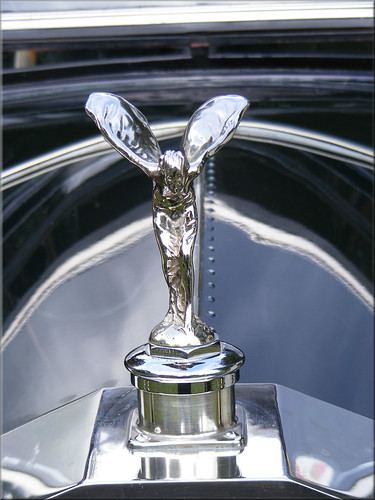 The Spirit of Ecstasy - Rolls Royce | by PaulHP