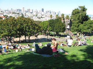 All of SF at Dolores Park on Labor Day | by SanFranAnnie